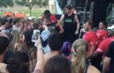 In Hearts Wake Frontman Intervenes With Warped Tour Security—Watch